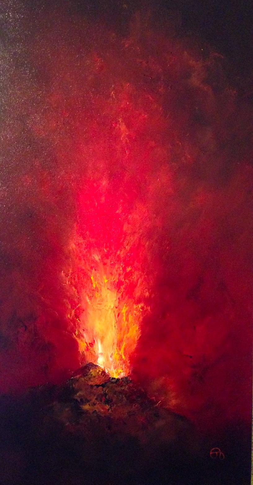 Vesuvius/ SOLD