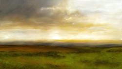 Pembrokeshire Hill top