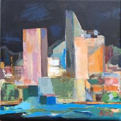 """Harbor View 8"""" x 8"""""""