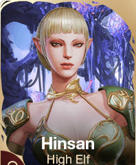 Hinsan - 'Tera: Endless War'