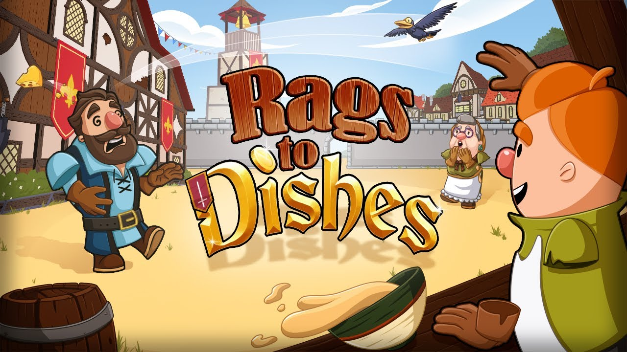 Rags to Dishes