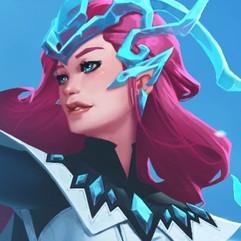 Alysia - 'Battlerite'