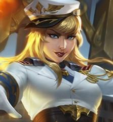 Nu Wa Battleship Heaven Skin - 'SMITE'