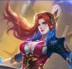 Olivia - 'Heroes Arena'