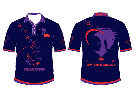 KIDS RDAV Supporter Polo Shirt