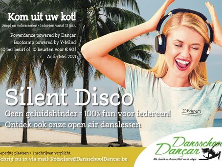 Silent Disco Concept