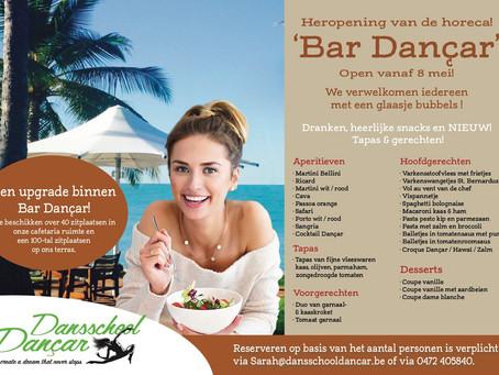 Bar Dançar - Opening terras