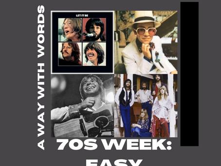 70s Week: Easy-Listening