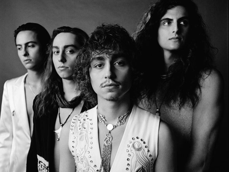 Greta Van Fleet: The Battle At Garden's Gate
