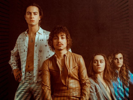 Greta Van Fleet: Heat Above