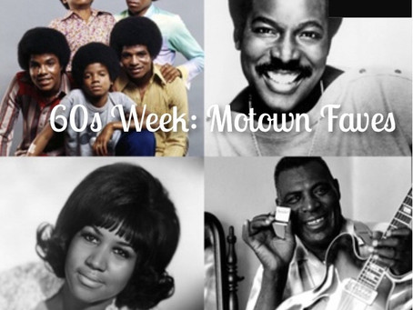 60s Week: Motown Faves