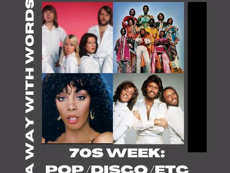 70s Week: Pop/Disco/Etc