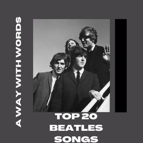 Top Favorite Beatles Songs