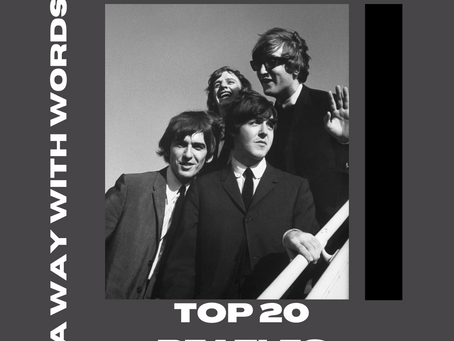 Top Favorite Beatles Songs