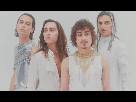 Greta Van Fleet Release Transcendent Heat Above Video