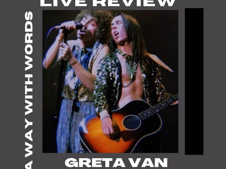 Greta Van Fleet: LIVE In Atlanta