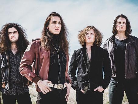 Joyous Wolf - New Band Alert