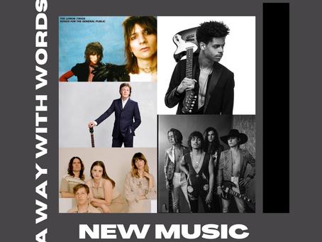 New Music SUNDAY