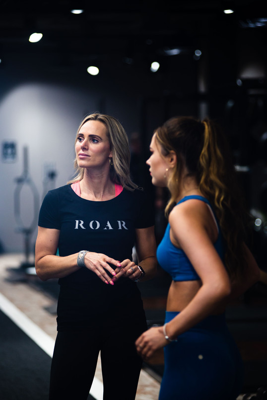 Kieran Finch Studios Roar Fitness 2
