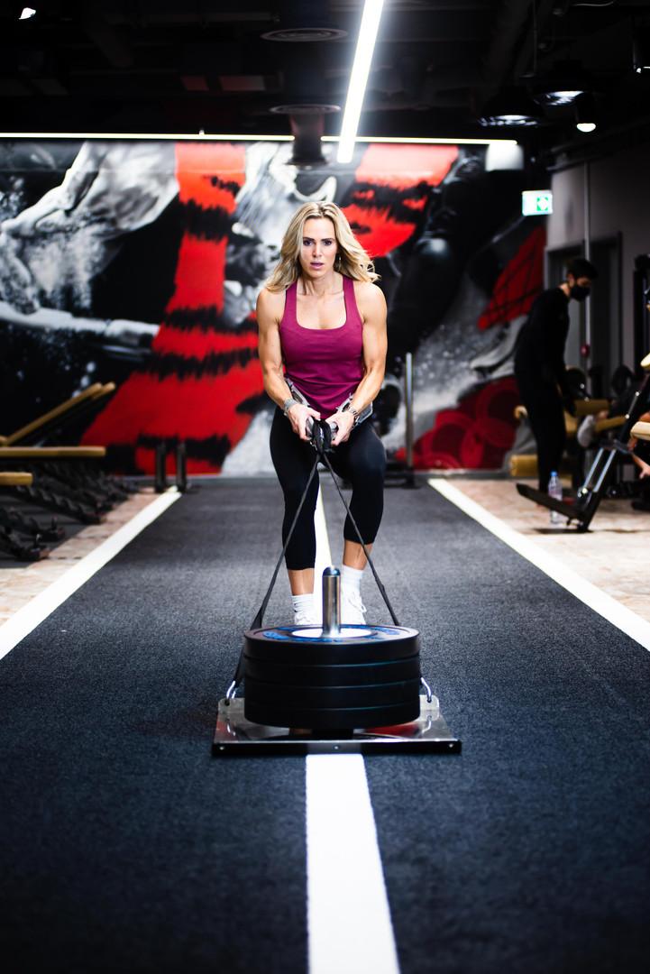Kieran Finch Studios Roar Fitness 1