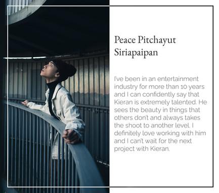 Pitchayut Siriapaipan Testimonial_Kieran