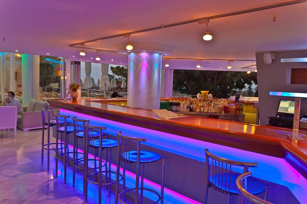 the Lobby Bar Mediterraneo