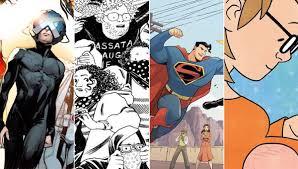P66 the Comic book Design Studio in USA