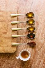 Homemade Gels