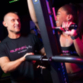 Burnin' By Ray combines the personal attention of personal training with the energy of group fitness. Get the best of both worlds when you come and workout in any of Burnin' By Ray's studios in the Boston area.