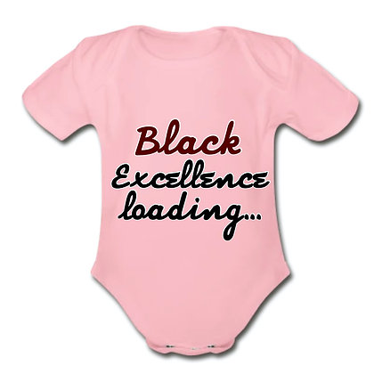 Black Excellence Loading... Onesie