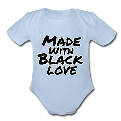 Made with Black Love Onesie