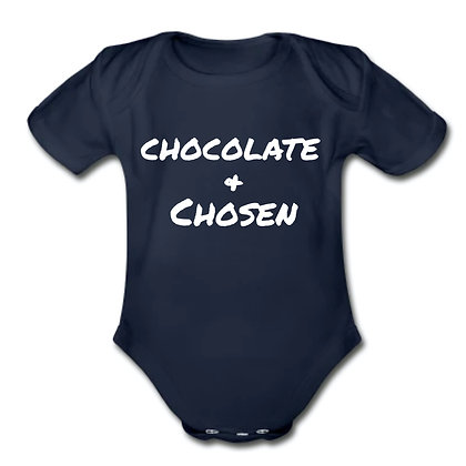 Chocolate & Chosen Onesie