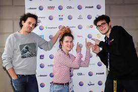 L'équipe de Tipeee  - Partenaire du festival -