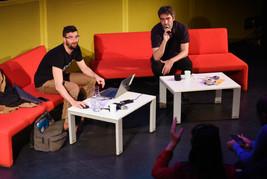 Arnaud Forest (Arte Radio), Samuel Hirsch (Arte Radio)