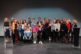 Le palmarès et le jury 2019