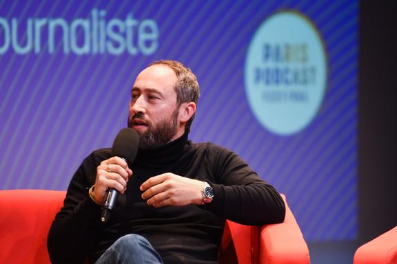 Guillaume Derachinois (Moustic the audio agency)  - Partenaire du festival -