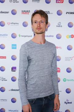Théo Boulanger (compositeur et podcasteur indépendant)