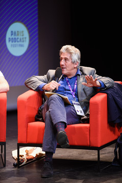 Hervé Rony (Scam)  - Partenaire du festival -