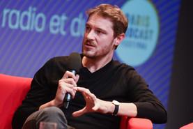 Christophe Israël (Libération)  - Partenaire du festival -