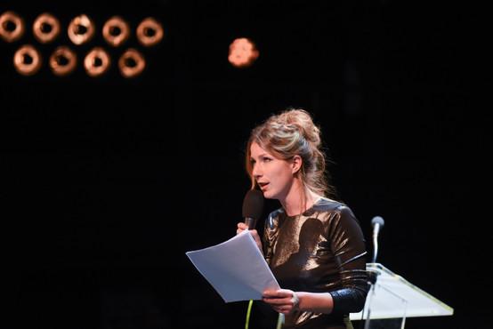 """Camille Juzeau (podcateuse indépendante)  Spectacle : """"Les Baladeurs"""" live (Les Others)"""