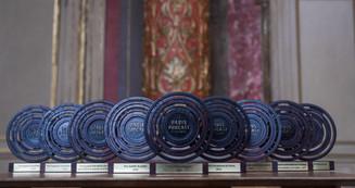 Trophées du Paris Podcast Festival (création Nicolas Roinsol)