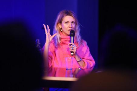 Rencontre : Lauren Bastide (Nouvelles Ecoutes)