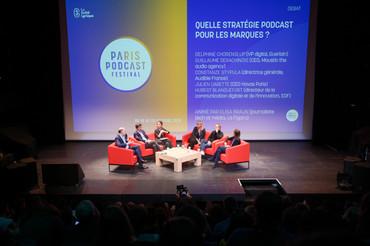 Débat : Quelle stratégie podcast pour les marques ?