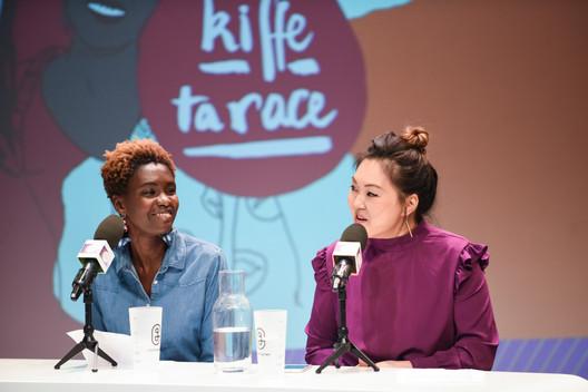 Rokhaya Diallo, Grace Ly (Binge Audio)  Enregistrement public : Kiffe ta race (Binge Audio) feat. No Country for Young Women (BBC Sounds)