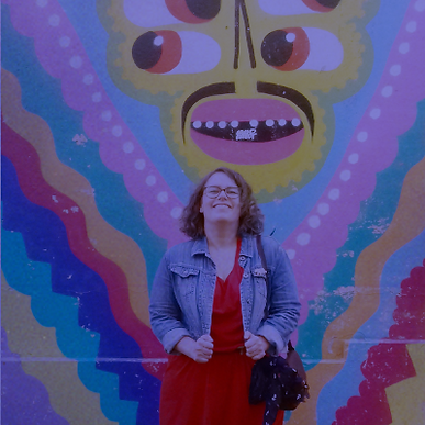 Dimanche 21 octobre, 18h30-19h15 | Rencontre | Mélanie a 29 ans, elle parle fort, elle aime fort, elle aime bien écouter les gens et faire des grimaces. Originaire de la campagne, fanatique de grands espaces, elle pense que la bienveillance et l'amour sauveront le monde. Elle espère apporter sa petite pierre à l'édifice grâce à ses échanges avec les intervenants courageux de IFQP.