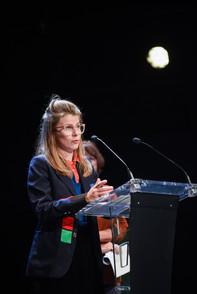 Bojina Panayotova (scénariste et réalisatrice, membre du jury)