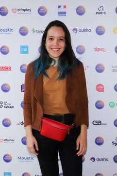 Samia Basile (podcasteuse indépendante)