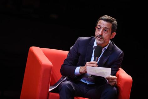 Martin Ajdari (Directeur Général de la DGMIC au sein du Ministère de la Culture)  - Partenaire du festival -