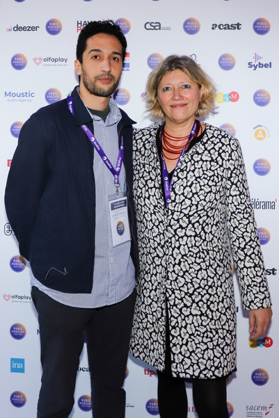 Annick Lederlé (DGLFLF du ministère de la Culture)  - Partenaire du festival -