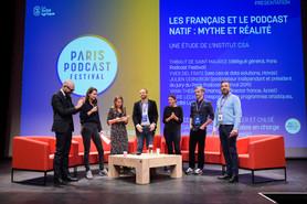 """Etude : """"Les Français et le podcast natif : mythe et réalité"""", une étude de l'Institut CSA"""""""